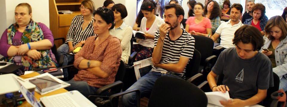 """Scoala de vara """"la inaltime"""" august 2013"""